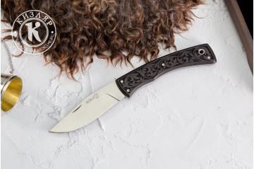 Нож складной НСК 3 резная рукоять