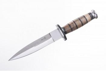 Нож КО-1 AUS-8 наборная рукоять