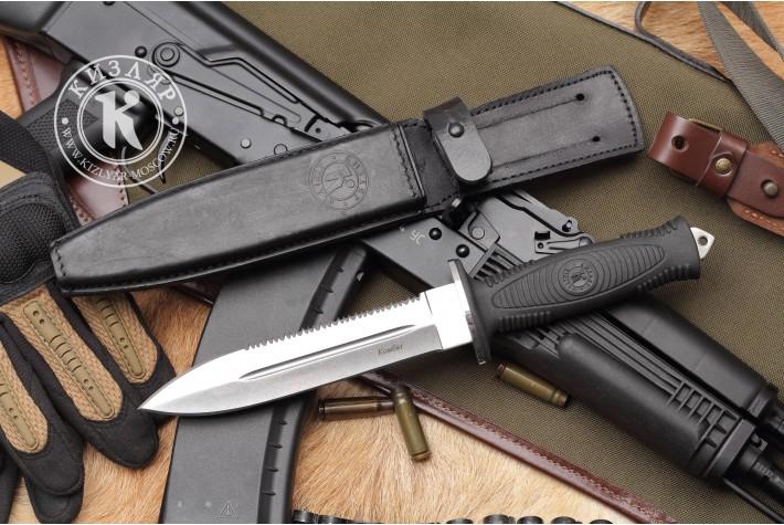 Нож Комбат AUS-8 эластрон