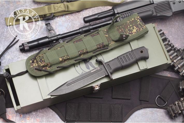 Нож Витязь Т AUS-8 MOLLE олива в подарочной коробке