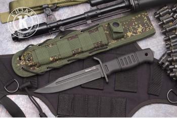 Нож Витязь Т AUS-8 MOLLE олива