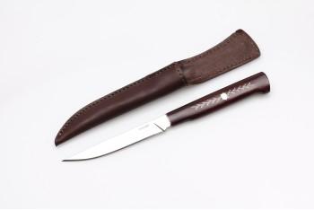 Нож Канцлер AUS-8 унцукульская насечка