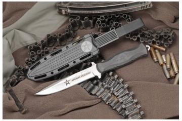 Нож НР-18 с символикой Армия России