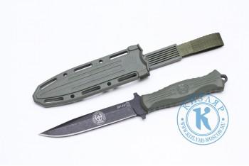 Нож НР-18 с символикой ВВС AUS-8 олива элатрон модель №3