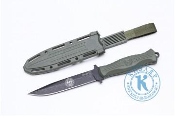 Нож НР-18 олива с символикой ВВС №3