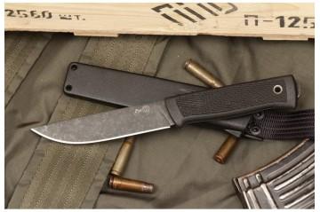 Нож Руз D2 Black Wash