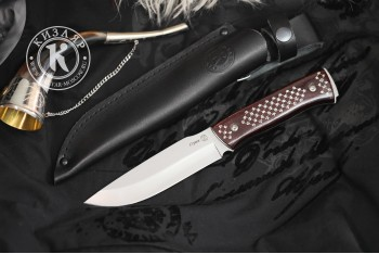 Нож Стриж AUS-8 унцукульская насечка