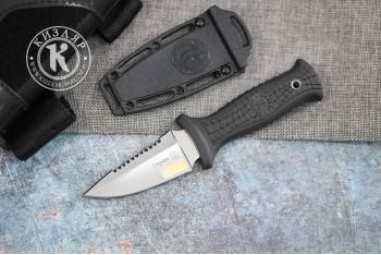 Нож Страж сталь D2 стоунвош
