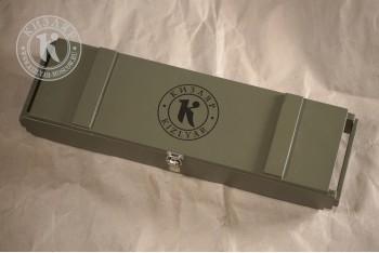 Подарочная коробка Милитари
