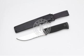 Нож Руз AUS-8 серрейтор эластрон