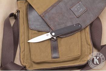 Нож складной Чила D2 G10 черный
