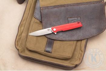 Нож складной Чила D2 G10 красный