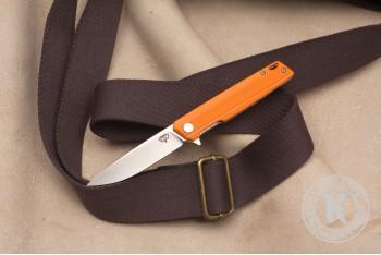 Нож складной Чила D2 G10 оранжевый