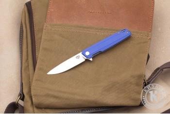 Нож складной Чила D2 G10 синий