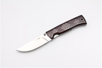 Нож НСК Стерх AUS-8 унцукульская насечка