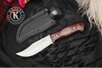 Нож Анчар AUS-8 унцукульская насечка