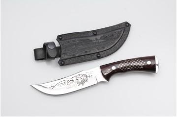 Нож Рыбак-2 AUS-8 унцукульская насечка